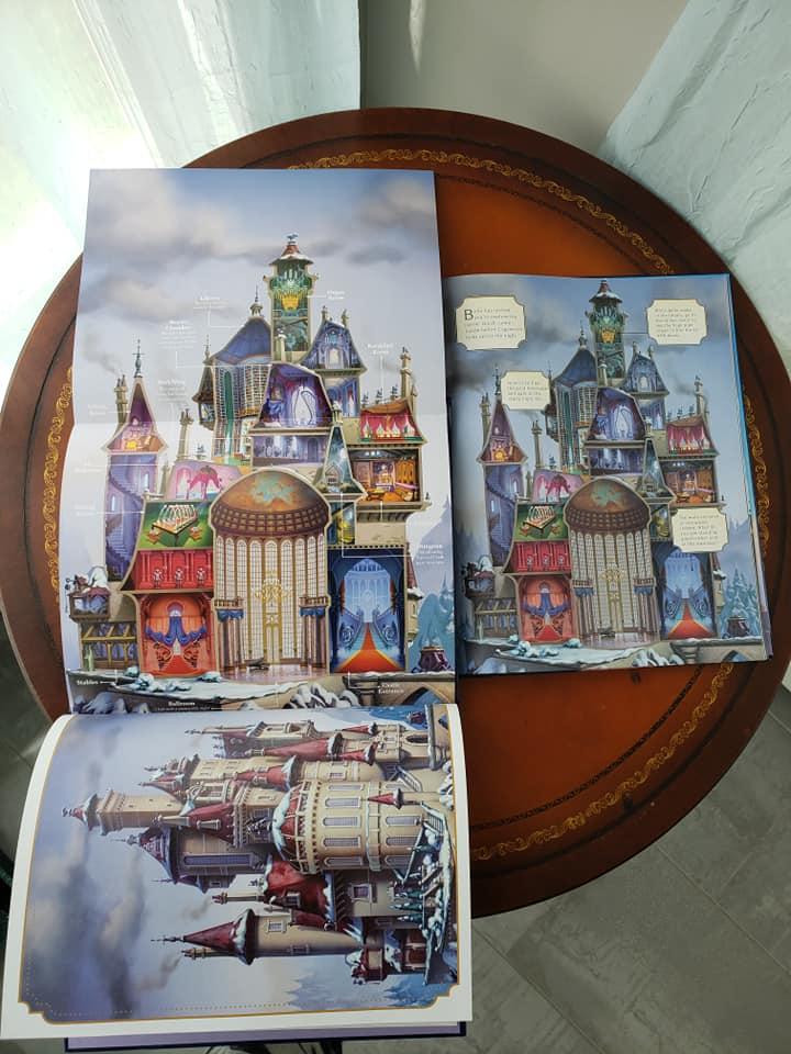 Disney Obsession Disney Princess Castle Books